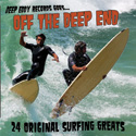 Various: Off the Deep End CD