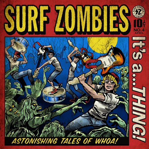 Surf Zombies - It's a...THING!